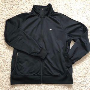 Nike Mock Neck ZIP Up Jacket